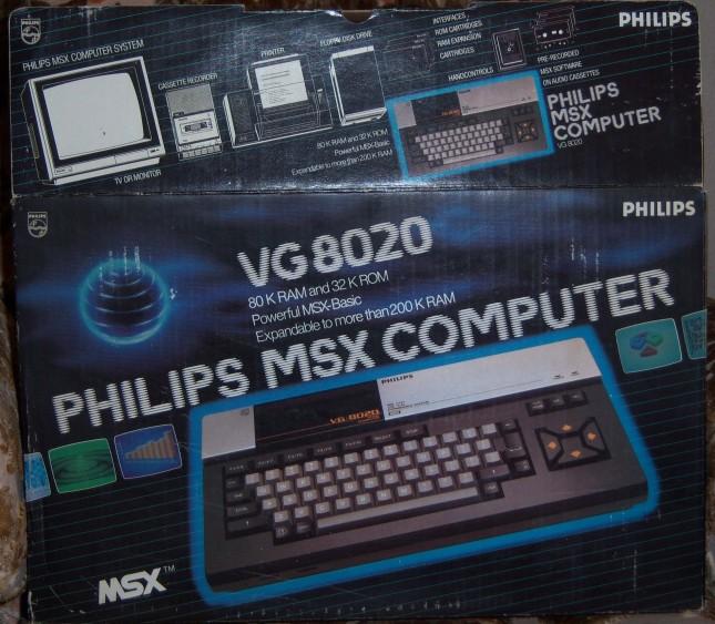 Philips MSX VG8020